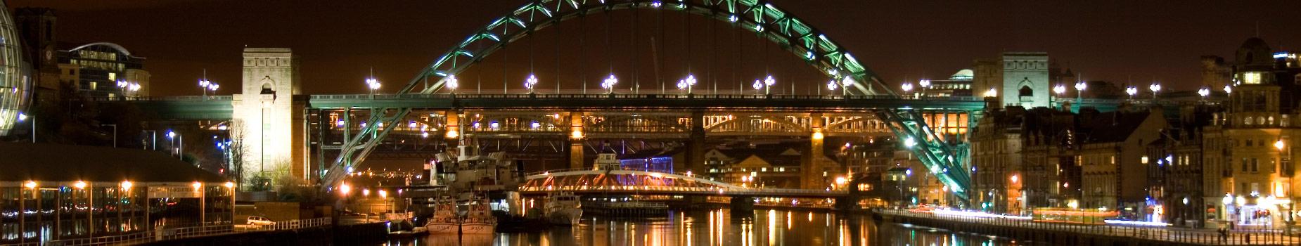 Vliegtickets Newcastle
